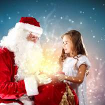 Дед Мороз и Снегурочка, в Санкт-Петербурге