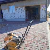 Укладка тротуарной плитки, в г.Барановичи