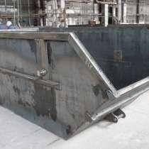 Бункер накопитель для ТБО, в Краснодаре