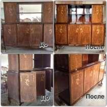 Реставрация мебели любой сложности от прямого мастера, в г.Алматы