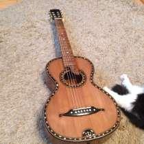 Старинная - Антикварная гитара 1930 г, в Москве