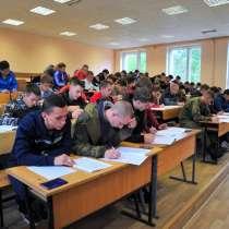 Профотбор для поступающих в вузы МО, МЧС, МВД, в Калининграде