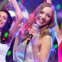 Колонки+микшер+микрофон+свет+эффекты+диджей+ведущий, в г.Луганск