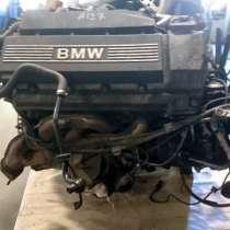 Двигатель бмв E53 4.6 M62B46 комплектный, в Москве