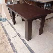 Продаётся стол обеденный новый цвет венге длина 140см ширина, в Светлограде
