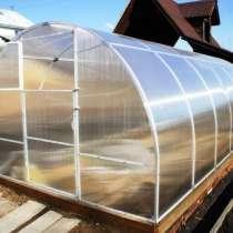 Новые теплицы, заводское производство, в Нефтекамске