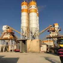 Бетонный завод POWERMIX-160, в Москве