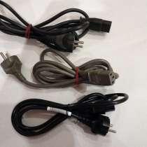 Продаю сетевой кабель для системного, компьютерного блока, в Дмитрове