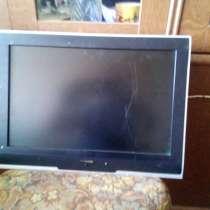 LCD цветной телевизор TOSHIBA модель 19W30IPR, в Владимире