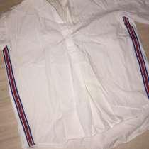 Детская рубашка с лампасами(для девочки), в Коломне