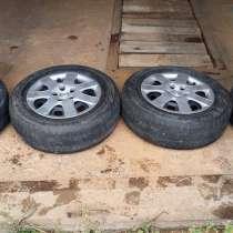 Продам зимние колеса Bridgetstone Blizzak Revo GZ, в Зеленогорске