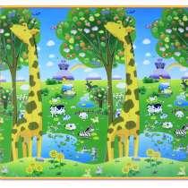 Термоковрик детский, Жираф, размеры 2 х 1,8 м, толщина 1 см, в Иркутске