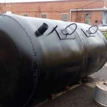 Емкости (бочка) для канализации, в Екатеринбурге