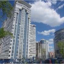 4х комнатная квартира с панорамным видом на город и Волгу, в Самаре