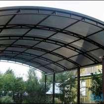 Сотовый поликарбонат 8мм, в г.Астана