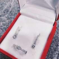 Женские украшения из серебра 925, в г.Ташкент