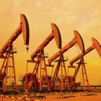 Нефть сырая, в Ангарске