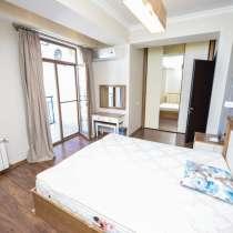 Сдается в аренду новопостроенная квартира 123кв. м, в г.Тбилиси