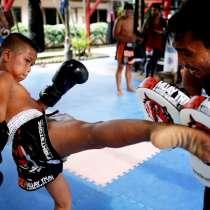 Тайский бокс в Магис Спорт - тренировки, в Барнауле