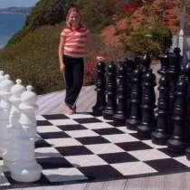 Шахматы парковые (напольные, уличные, гигантские), в г.Атырау