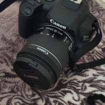 Зеркальная фотокамера canon eos 250d, в г.Костанай