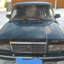 Lada, в Ачинске