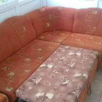 Угловой диван и кресло-кровать, в г.Несебыр