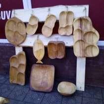 Изделия из дерева, ручная работа, в г.Паневежис