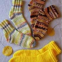 Женские носки вязанные кючком, в Екатеринбурге