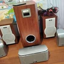 Продам акустическую систему BBK 5.1, в г.Сватово