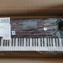 Korg Pa700 61-клавишный профессиональный аранжировщик, в Москве