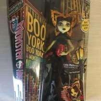 Кукла «Monster high Luna Mothews», в Самаре