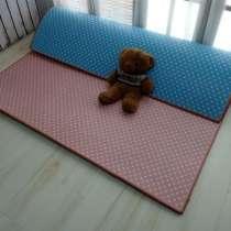 Термоковрик для йоги, размеры 200 х 180 см, толщина 1.5 см, в Иркутске