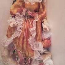 Продаю фарфоровую коллекционную куклу, в Саратове