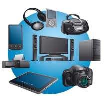 Ремонт сотовых, планшетов, ноутбуков, ТВ, в Хабаровске