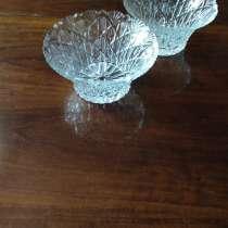 Хрустальные вазы конфетницы, в г.Ташкент