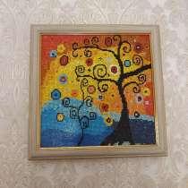 Картина из страз с багетом, в Ливнах