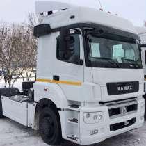 КамАЗ тягачи, в Томске
