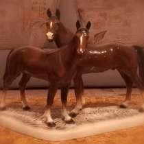 Фарфоровая статуэтка лошади, в г.Минск