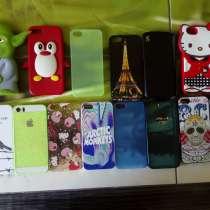 Чехлы для iPhone 5/5s, в Новосибирске