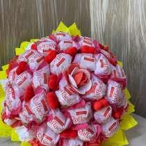 Подарки-букеты из конфет, в Югорске