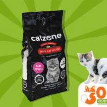 """Продам наполнитель для кошек """"Catzone"""" 5,2 кг в Колпино, в Колпино"""