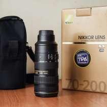 Объектив Nikon 70-200mm f/2.8G ED AF-S VR II, в Брянске