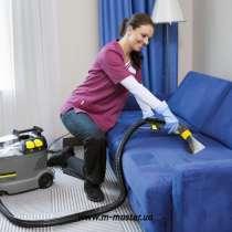 Химчистка мягкой мебели и ковров. покрытий на дому, в Рязани