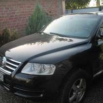 Volkswagen Touareg 2004 Растаможен Постоянный учет 8800$, в г.Луганск