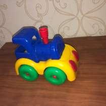 Игрушка паровоз, в Рязани