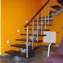 Лестницы на металлокаркасе, в Улан-Удэ