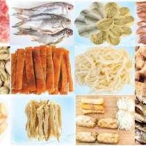 Сушеные морепродукты,вяленая рыба, рыбные снеки к пиву оптом, в Москве