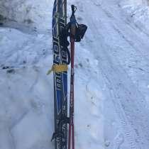Продам лыжный комплект, в Чехове