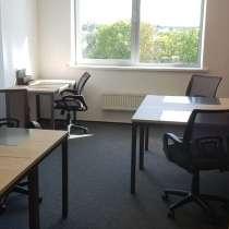 Офис 16,3 кв. м. на 5 рабочих мест, в Москве